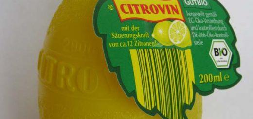 Zitronenkonzentrat